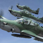 Insecurity: FG Takes Delivery of 12 A-29 Super Tucanos